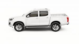 Mountain Top Interactive 3D Showcase - configure Isuzu pickup