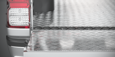 Mountain Top Alu Bedliner Heavy Duty Aluminium surface